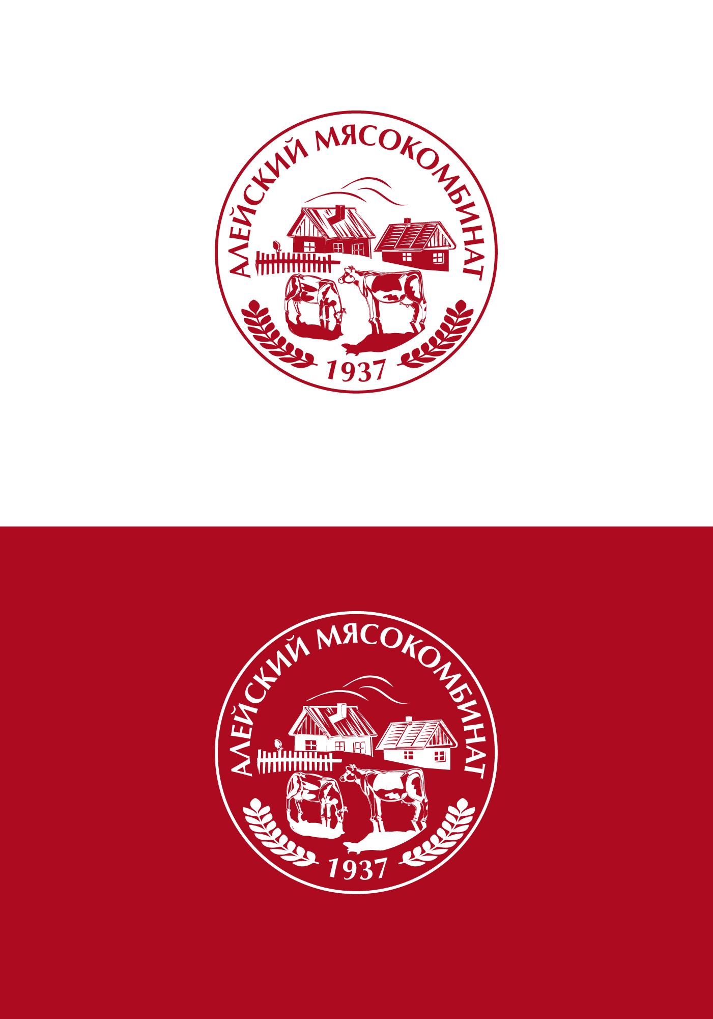 "Разработака логотипа для ООО ""Алейский мясокомбинат"" фото f_0315b2162c58d573.jpg"