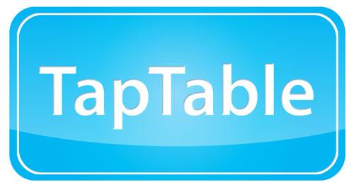 Логотип сенсорного стола, TapTable