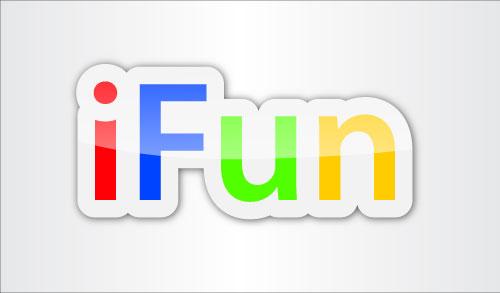 Логотип, iFun