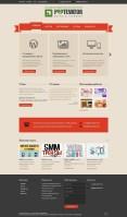 сайт под ключ / Wordpress pootevator.ru