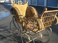 История появления детских колясок