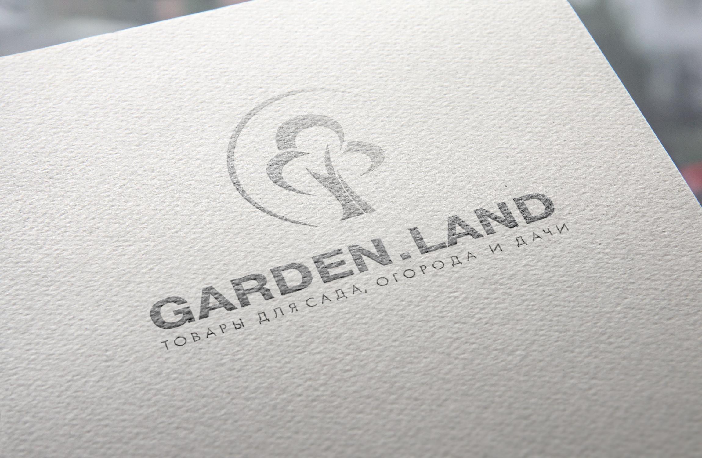 Создание логотипа компании Garden.Land фото f_6015986e7b16c9cf.jpg