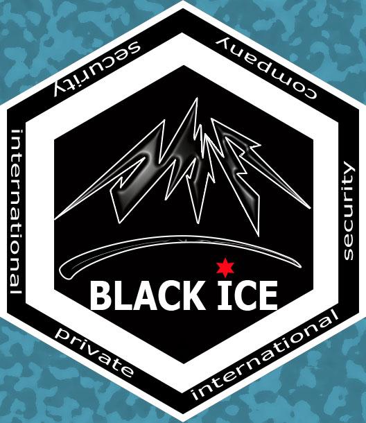 """Логотип + Фирменный стиль для компании """"BLACK ICE"""" фото f_29756f6ce5d4d7ca.jpg"""