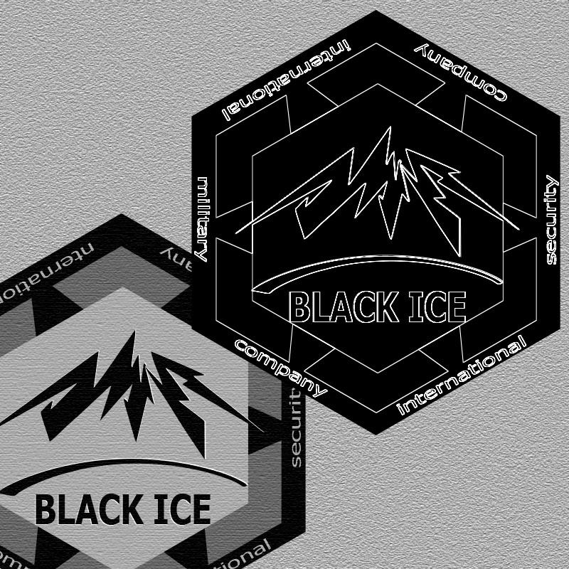 "Логотип + Фирменный стиль для компании ""BLACK ICE"" фото f_56156f6cefa2a35e.jpg"