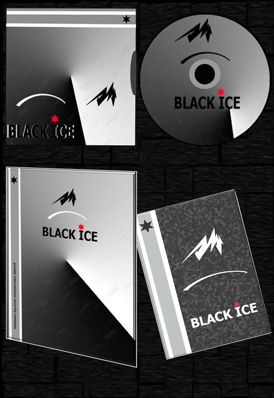 """Логотип + Фирменный стиль для компании """"BLACK ICE"""" фото f_81156f6ceb877cf2.jpg"""
