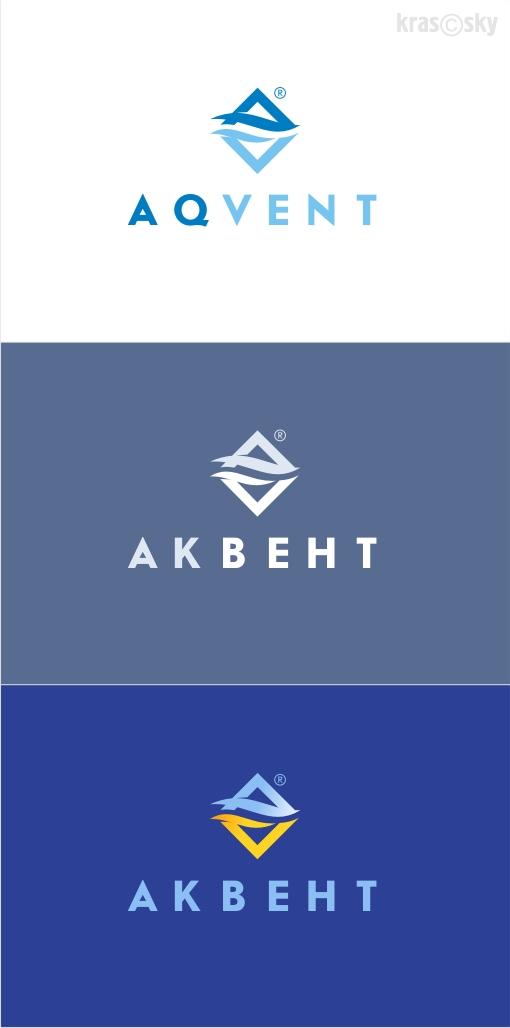 Логотип AQVENT фото f_081527cac5bd410f.jpg