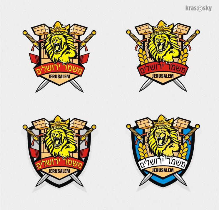 Разработка логотипа. Компания Страж Иерусалима фото f_32951fa7ce54d05f.jpg