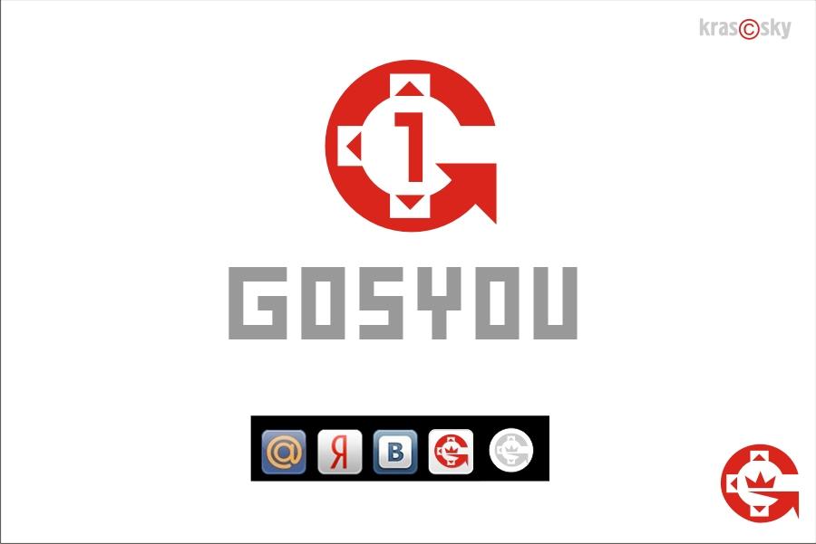 Логотип, фир. стиль и иконку для социальной сети GosYou фото f_507c6617bb5b8.jpg