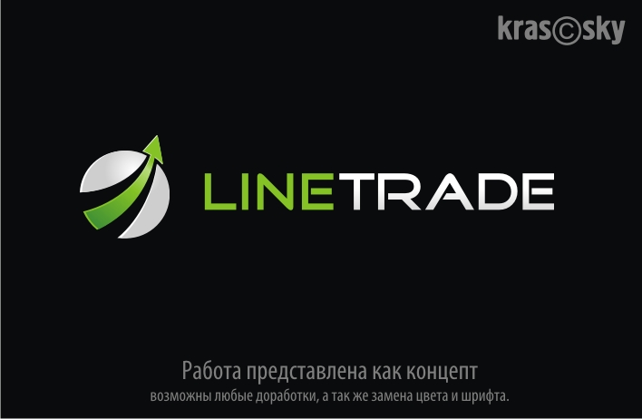 Разработка логотипа компании Line Trade фото f_95050f7eb8f9232b.jpg