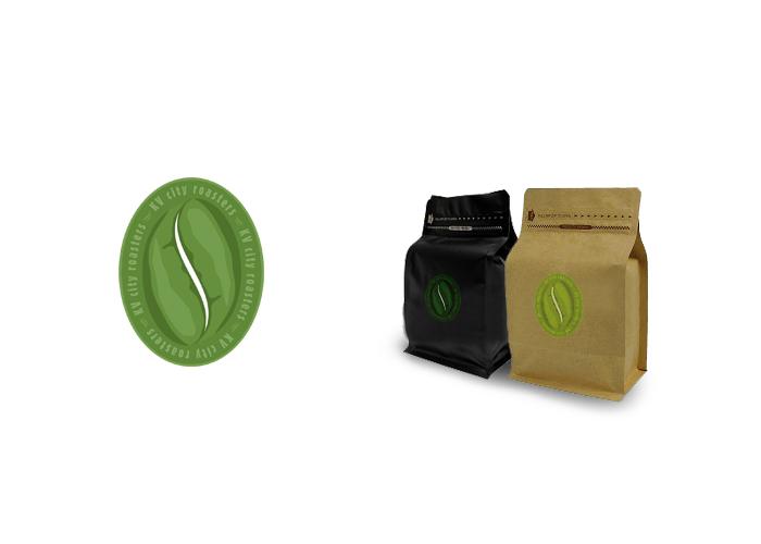 логотип для кофейной компании фото f_2785418664651d61.jpg