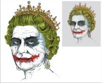 Перевод в вектор. Королева