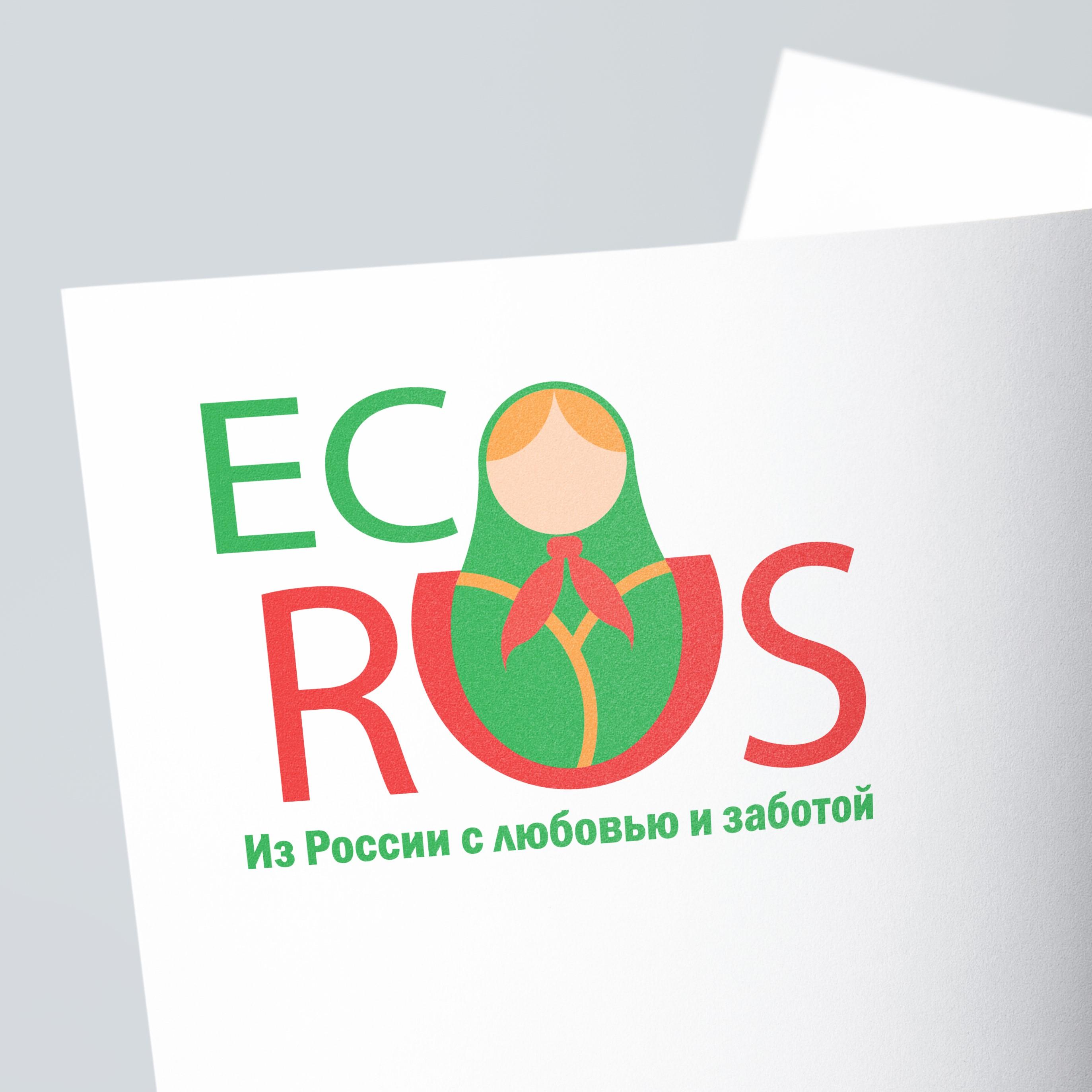 Логотип для поставщика продуктов питания из России в Китай фото f_1395ea71b018b30b.jpg