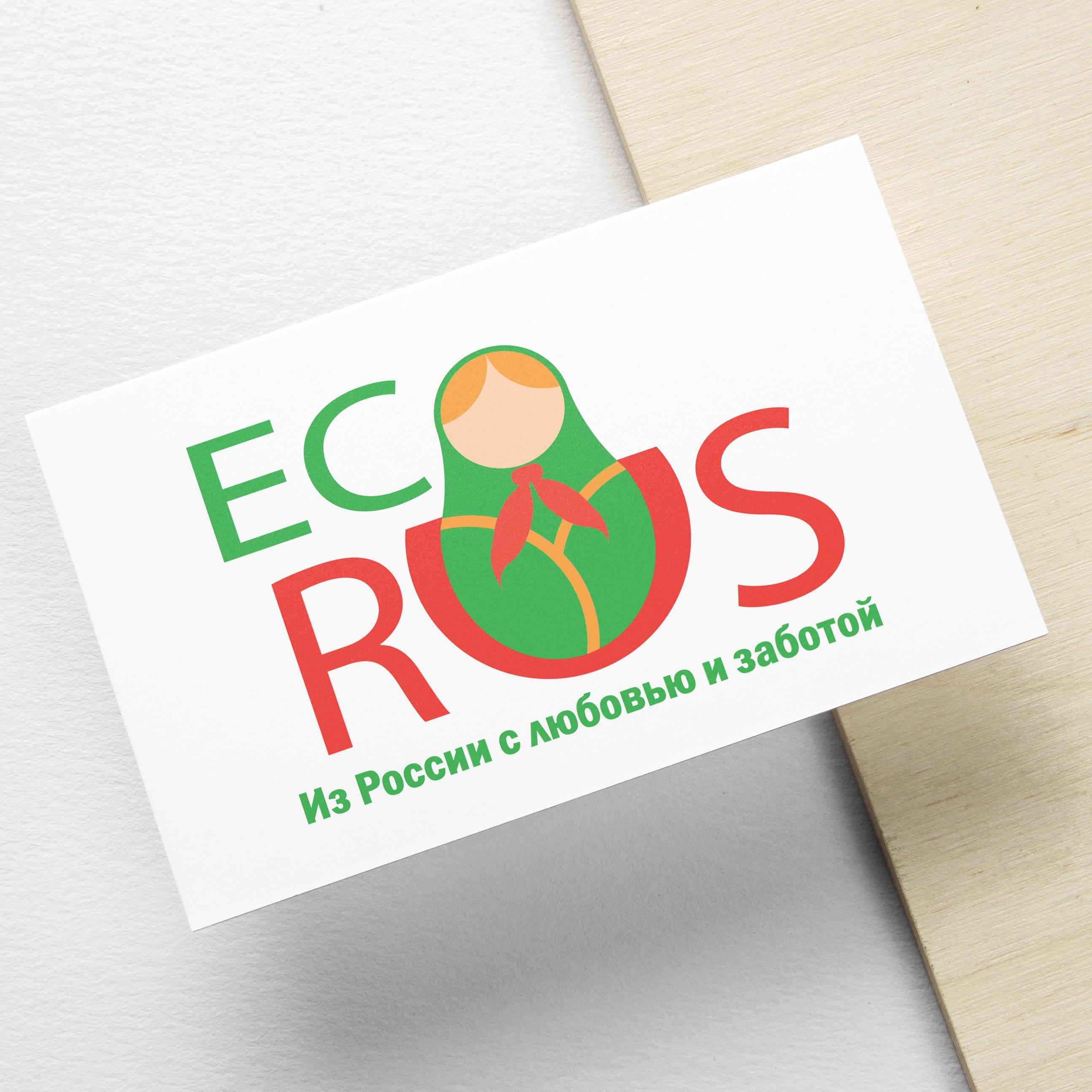 Логотип для поставщика продуктов питания из России в Китай фото f_8335ea71b22d9bb4.jpg