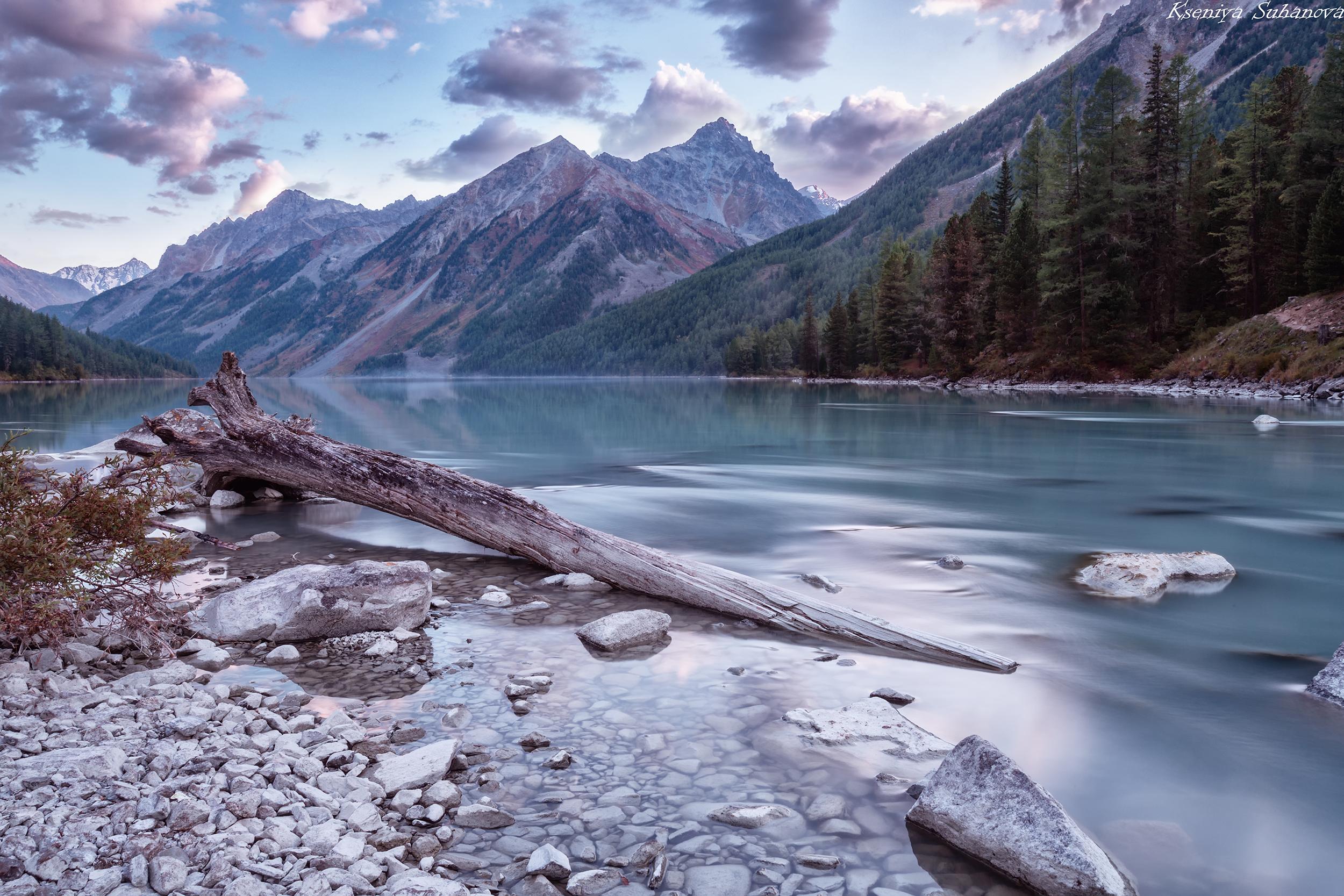 Кучерлинское озеро. Фотосессия и обработка