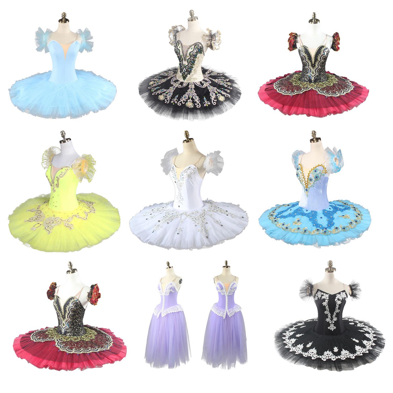 Балетные платья. Обтравка, сохранение в формате png