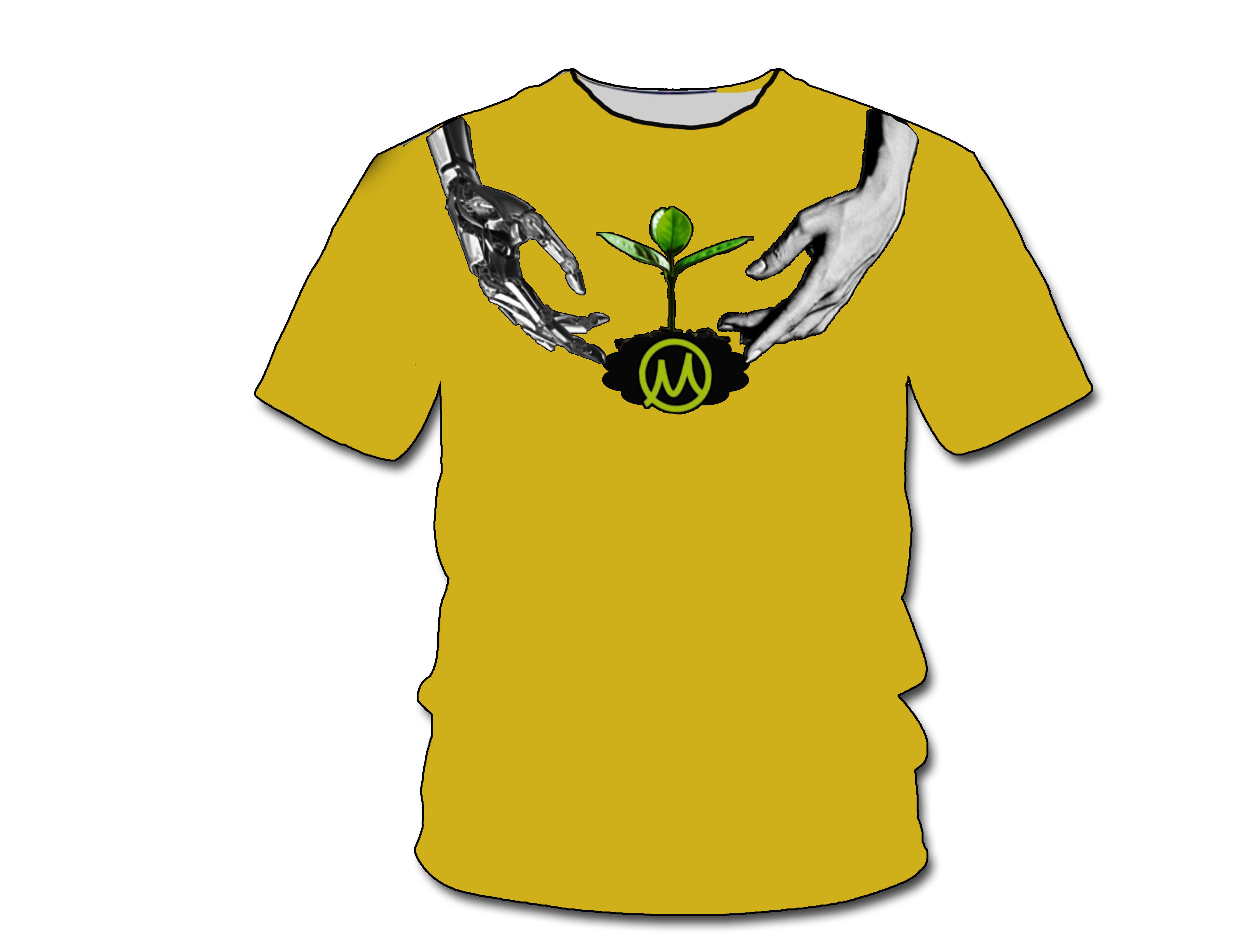Нарисовать принты на футболки для компании Моторика фото f_31260a536723857a.jpg