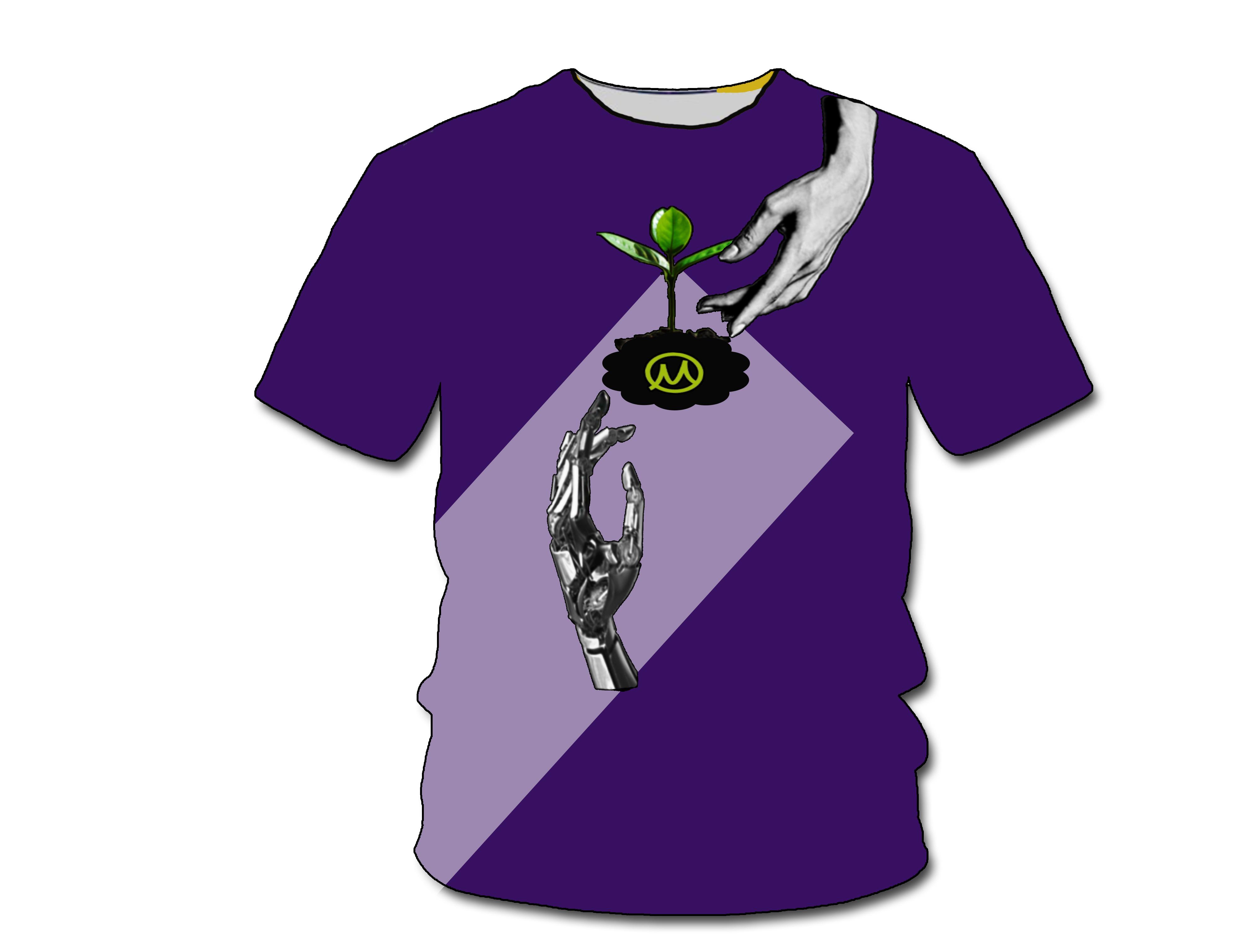 Нарисовать принты на футболки для компании Моторика фото f_71560a539502ad40.jpg