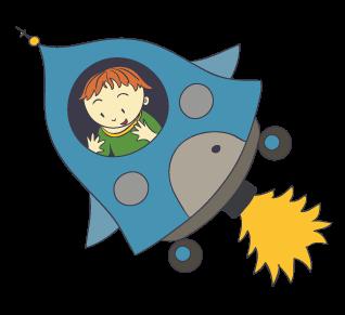 Персонаж для детского центра