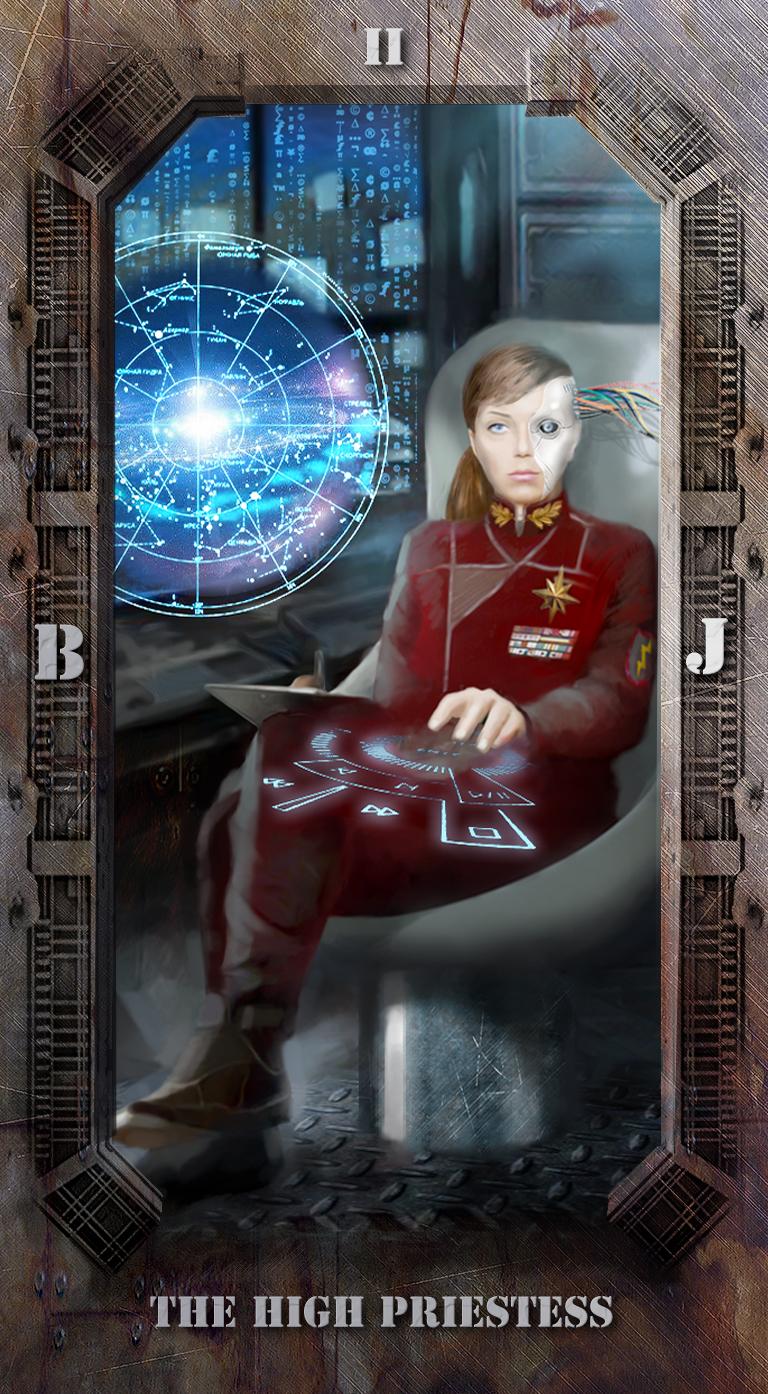Ищем художника для создания колоды Таро в стиле киберпанк фото f_982590f5eccdf90d.jpg