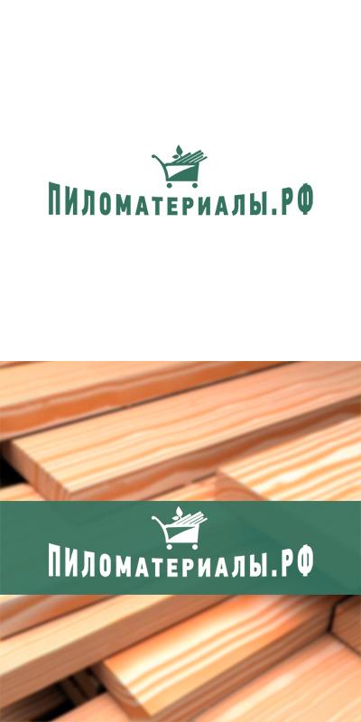 "Создание логотипа и фирменного стиля ""Пиломатериалы.РФ"" фото f_91552f882ccaaa37.jpg"