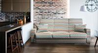 помещение дивана в интерьер