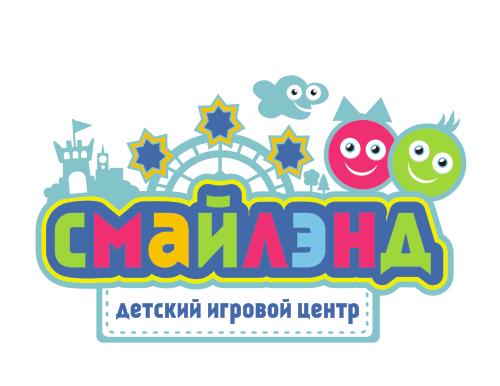 Логотип, стиль для детского игрового центра. фото f_5025a4e8d3b0377d.png