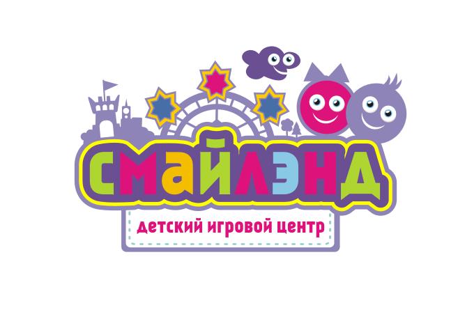 Логотип, стиль для детского игрового центра. фото f_6795a4fb4f4db695.png