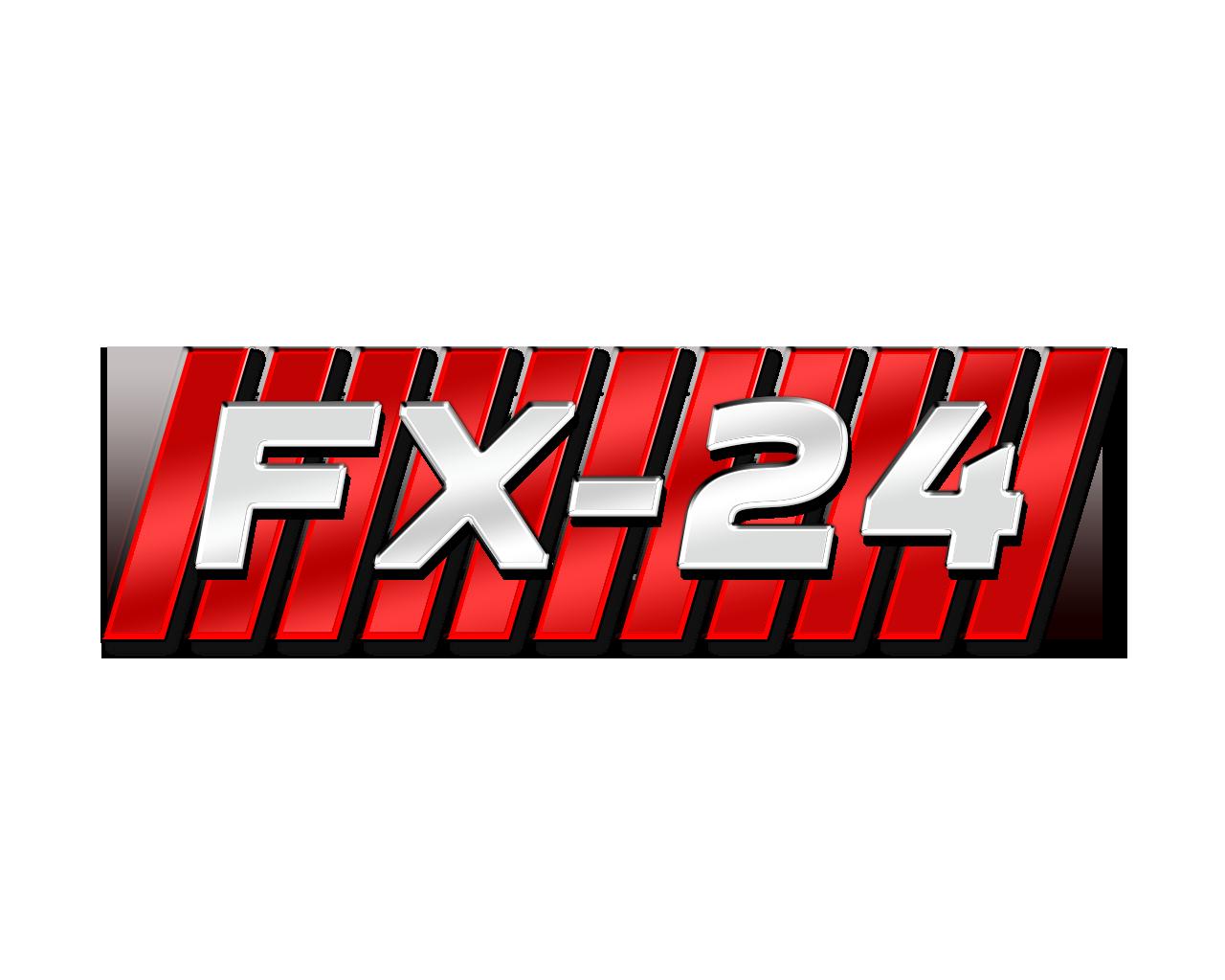 Разработка логотипа компании FX-24 фото f_2155451065e13927.png
