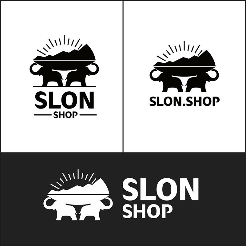 Разработать логотип и фирменный стиль интернет-магазина  фото f_097598fae927705f.jpg