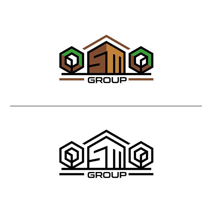 Создание логотипа для строительной компании OSMO group  фото f_13759b685d869098.jpg