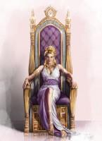 Разработка персонажа - Афродита
