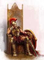 Разработка персонажа. Бог войны - Арес