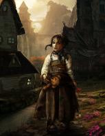 Пример разработки персонажа в растре