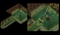 Пример разработки игровой локации для RPG MMO (изометрия)