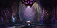Игровая локация (внутри пирамиды)