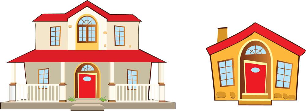 домики для сайта