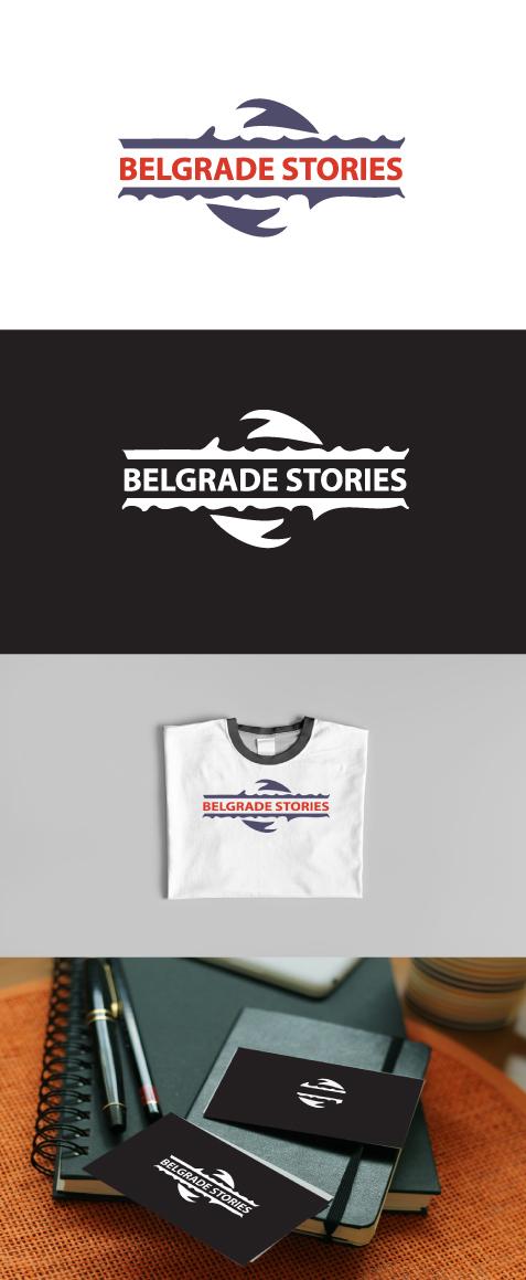 Логотип для агентства городских туров в Белграде фото f_008589344f5d8f92.jpg