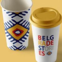 Логотип/ фирменный стиль/ упаковка / Belgrade_Stories
