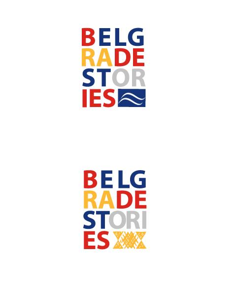 Логотип для агентства городских туров в Белграде фото f_663589344fe46957.jpg