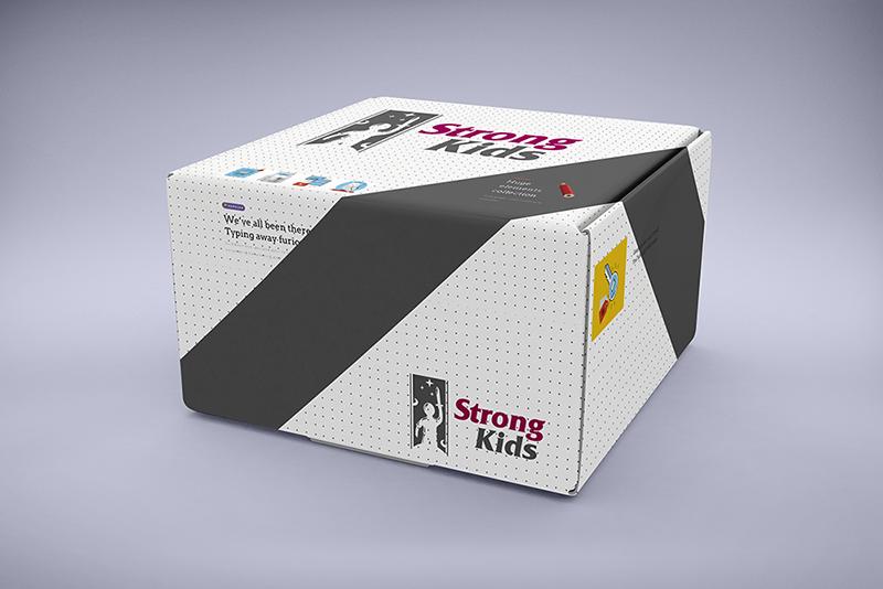 Логотип для Детского Интернет Магазина StrongKids фото f_0395c6e7c574ee67.png