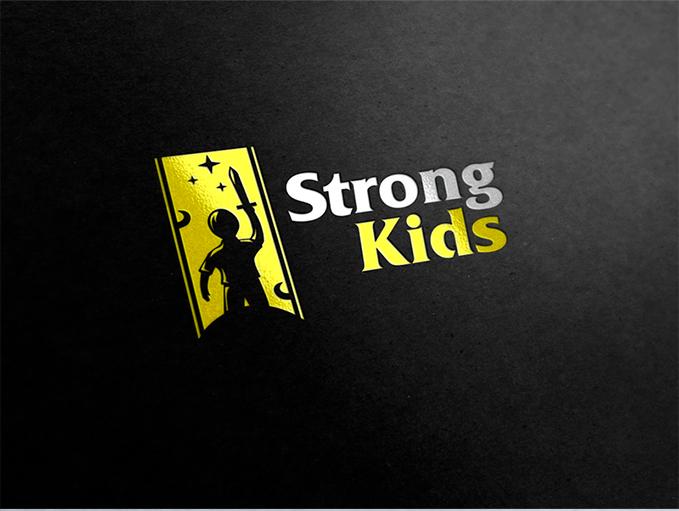 Логотип для Детского Интернет Магазина StrongKids фото f_2785c6e7c3aea6c7.png