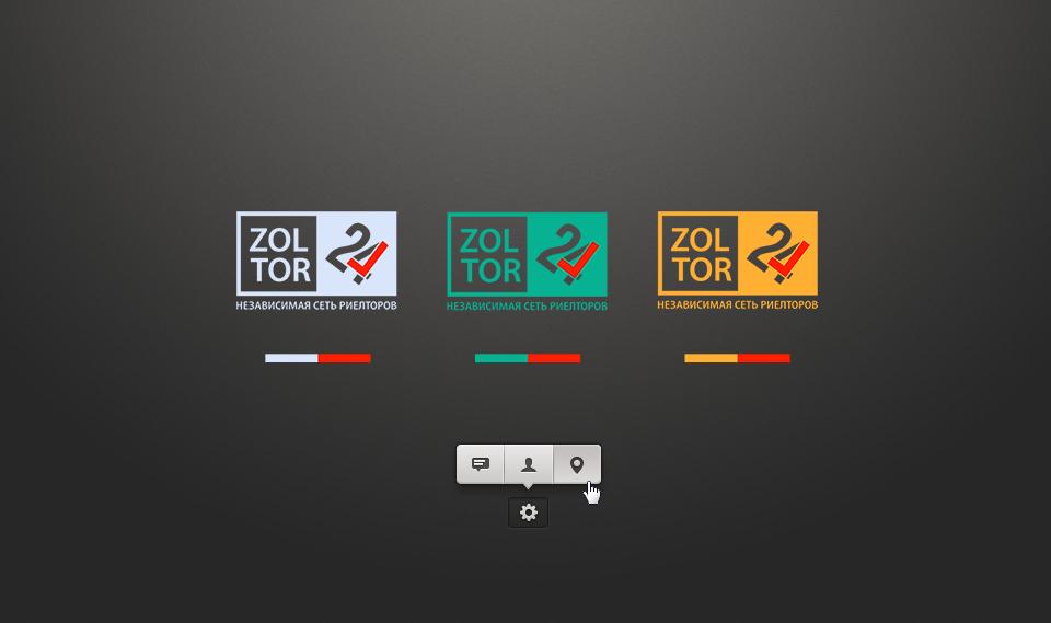 Логотип и фирменный стиль ZolTor24 фото f_4805c8a244ee80c8.png