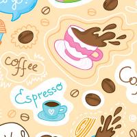 Кофейный паттерн
