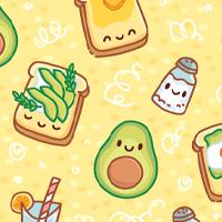 Авокадо паттерны