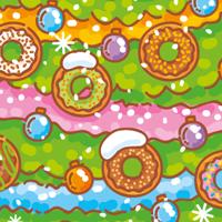 Праздничный StarDonuts