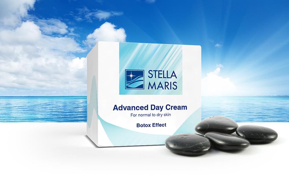 Упаковка крема для лица Stella Maris