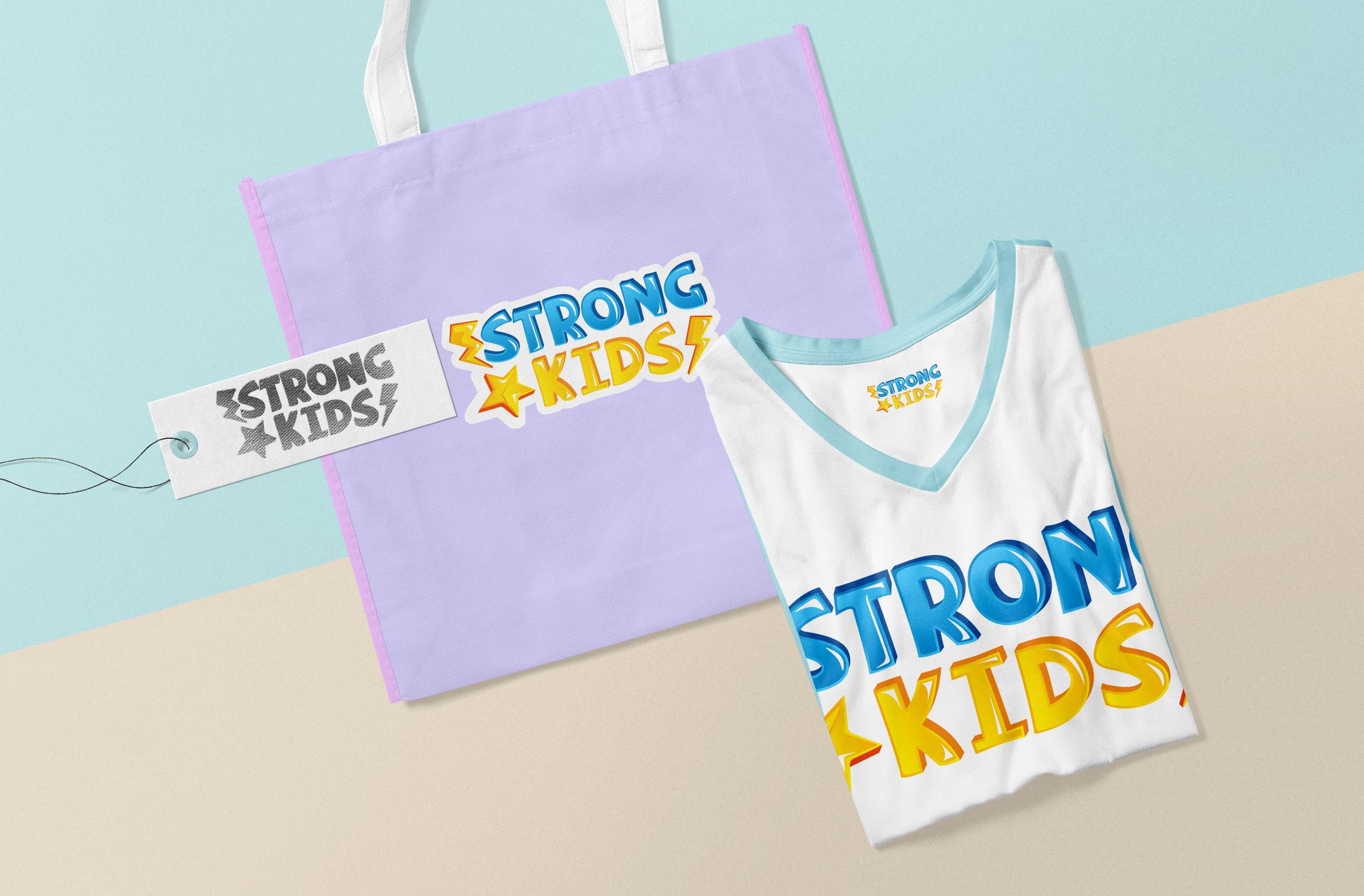 Логотип для Детского Интернет Магазина StrongKids фото f_2445c6fd98ea0a1a.jpg