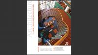 Дизайн и верстка французского журнала
