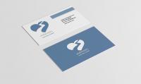 Разработка лого, визитки и фирменного бланка (откройте, чтобы посмотреть дальше)