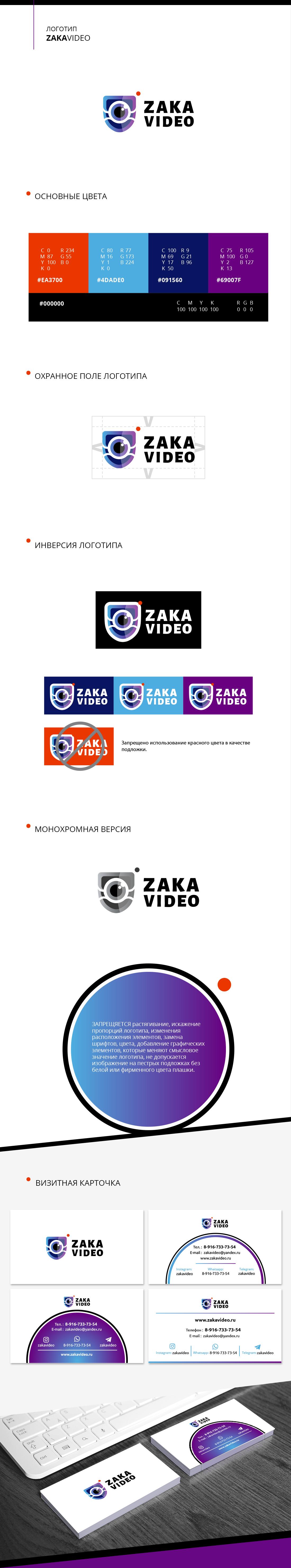 ZakaVideo - системы безопасности и контроля доступа